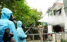 Bên trong khu dân cư có gia đình 7 người nhiễm COVID-19