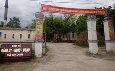 Nữ phó chủ tịch HĐND xã bị hành hung, làm nhục ngay tại công sở