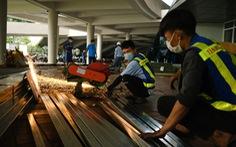 'Làm sạch' Bệnh viện Đà Nẵng để mở cửa lại