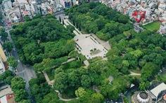Chấm dứt hợp đồng bãi xe ngầm công viên Lê Văn Tám