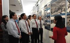 Cuộc chiến chống COVID-19 có mặt ở triển lãm Việt Nam độc lập, tự cường