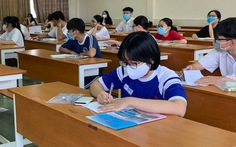 ĐH Quốc gia TP.HCM tổ chức thi đánh giá năng lực đợt 2 vào ngày 20-9