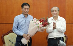Ông Trần Đức Phấn phụ trách Tổng cục TDTT: Cuộc chuyển giao quan trọng