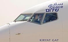 Mỹ và Israel hân hoan với 'chuyến bay lịch sử' đến UAE