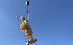 'Tượng Trung Quốc chuyển về Đà Lạt' là tượng của khu du lịch Đại Nam?