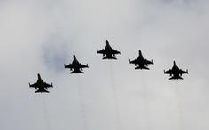 Đài Loan mở trung tâm bảo dưỡng tiêm kích F-16 đầu tiên ở châu Á, bắn tín hiệu gì?