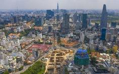 Ngắm hình hài dự án metro số 1 Bến Thành - Suối Tiên sắp hình thành