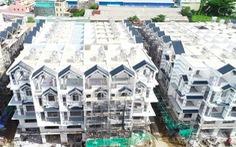 Xuất hiện khu nhà phố đẳng cấp thương gia Luxhome Garden phía Tây Sài Gòn