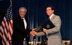 Singapore ủng hộ Mỹ tiếp tục hiện diện ở Đông Nam Á