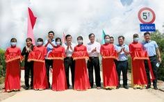 Vietbank tài trợ 5 tỉ đồng xây 6 cầu ở xã biên giới tỉnh Long An