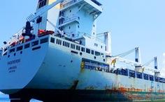 Phát hiện tàu hàng Cyprus neo đậu trái phép trong vùng nội thủy Việt Nam