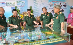 Quân khu 7 khai mạc Đại hội Đảng bộ lần thứ X