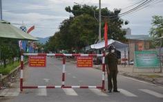 Phong tỏa tổ dân cư nơi bệnh nhân 622 đang sinh sống