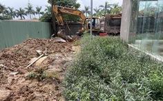 Tố chủ đầu tư chây ì nợ, nhà thầu đổ đất vào dự án chung cư