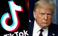 Ông Trump ra hạn chót 'dẹp tiệm' TikTok ở Mỹ