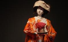 Bí ẩn thế giới búp bê truyền thống Nhật Bản