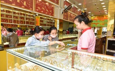 Ngân hàng Nhà nước: đủ nguồn lực để bình ổn thị trường vàng