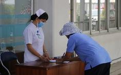 TP.HCM bỏ khai báo y tế thủ công bằng giấy