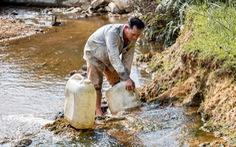 Cuộc sống huyện miền núi xứ Huế ngày có nước sạch