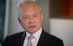 Đại sứ Trung Quốc tại Mỹ: Bắc Kinh không muốn leo thang căng thẳng với Washington
