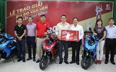 Những con số ấn tượng từ chương trình tri ân của Bia Saigon Export