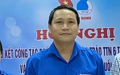 Anh Hà Duy Trung làm bí thư Tỉnh đoàn Bình Định