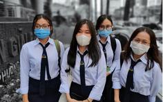 Chùm ảnh: Người Sài Gòn nâng cao ý thức đeo khẩu trang phòng dịch