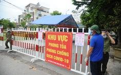 Hai ca bệnh mới ở Quảng Nam đều liên quan đến Bệnh viện Đà Nẵng