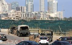 Tổng thống Lebanon: Nổ ở Beirut có thể do bên ngoài can thiệp