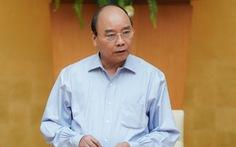 Thủ tướng: Địa phương trang bị nhanh các vật tư y tế nhưng không vướng tham nhũng