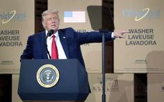 Ông Trump: 'Dù bất tài hay cố tình, Trung Quốc để dịch lan ra toàn cầu là điều khủng khiếp'