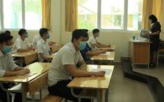 Hơn 26.000 thí sinh không thi tốt nghiệp THPT đợt 1 do ảnh hưởng COVID-19