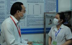 Bộ trưởng Bộ GD-ĐT Phùng Xuân Nhạ: Nỗ lực để có một kỳ thi an toàn