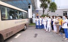 38 bác sĩ, điều dưỡng Phú Thọ vào Quảng Nam 'chia lửa'