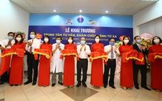 Khánh thành Trung tâm tư vấn khám chữa bệnh từ xa tại bệnh viện Trung ương Huế