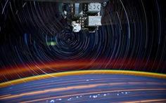 Ngắm sao tuyệt đẹp từ Trạm vũ trụ quốc tế