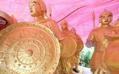 Tỉnh Lâm Đồng yêu cầu trả tượng nghi lính Trung Quốc về Khu du lịch Đại Nam