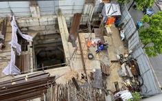 Nhà riêng có 4 tầng hầm: Chủ đầu tư từng bị phạt