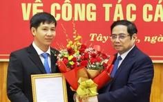 Ông Nguyễn Thành Tâm làm bí thư Tỉnh ủy Tây Ninh