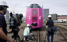Nhật Bản ra mắt đoàn tàu tốc hành đặc biệt