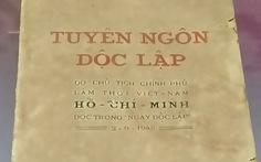 Thêm nhận thức về 6 chữ 'Độc lập - Tự do - Hạnh phúc' trong Quốc hiệu Việt Nam