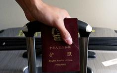 Mỹ tước 1.000 thị thực công dân Trung Quốc 'dính líu quân đội Trung Quốc'