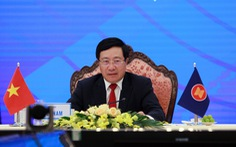 Một số bộ trưởng ASEAN quan ngại về các sự cố nghiêm trọng ở Biển Đông