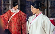 Trang phục thái hậu Dương Vân Nga giống đồ triều Mãn Thanh?