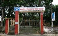 Vụ phản đối sáp nhập trường ở Thanh Hóa: Phụ huynh chọn điểm trường cho con