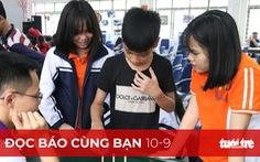Đọc báo cùng bạn 10-9: Không nên đình chỉ học tập học sinh