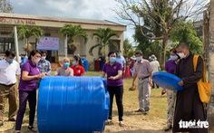 Thủ tướng: Hạn hán xâm nhập mặn, không để hộ dân nào thiếu nước sinh hoạt