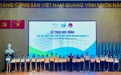 Tập đoàn NVL trao hàng trăm học bổng nhân dịp khai giảng năm học mới