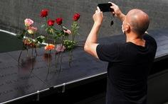 Mỹ tưởng niệm gần 3.000 nạn nhân tử vong do khủng bố ngày 11-9