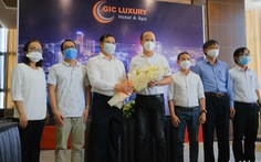 Chia tay các đoàn y bác sĩ cuối cùng chi viện Đà Nẵng